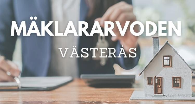 Mäklararvoden i Västerås